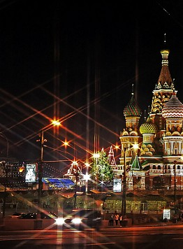 MOSCA NOTURNA (MOSCOW BY NIGHT)
